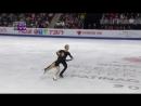 Madison CHOCK Evan BATES Free Dance Skate Canada 2016