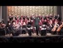 Академический хор. А. Вивальди Gloria № 1, 2