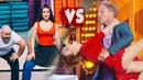 Тверк против Танго 🔥 Горячее Противостояние: что лучше танец попой или аргентинское танго? Декабрь