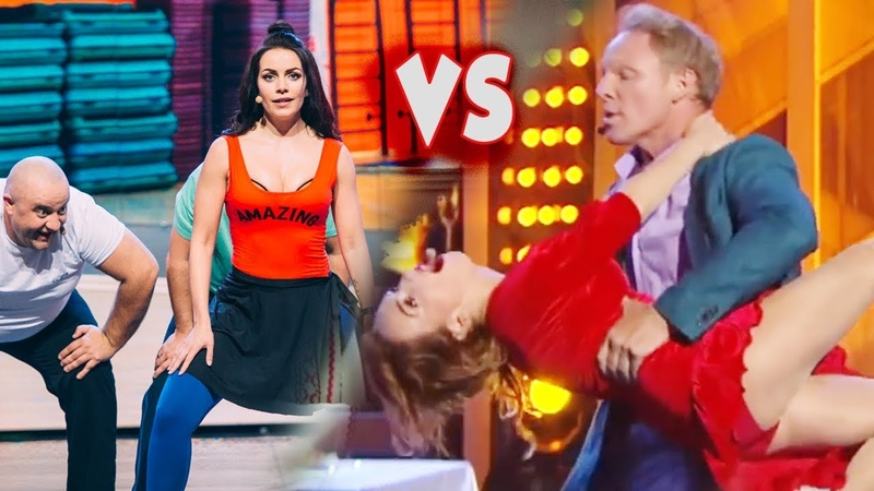 Тверк против Танго 🔥 Горячее Противостояние что лучше танец попой или аргентинское танго Декабрь