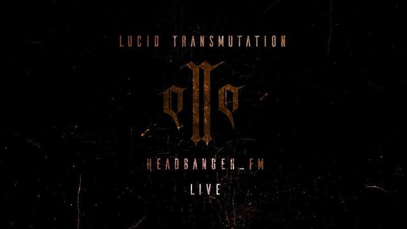 0N0 - Lucid Transmutation - naživo @ Headbanger_FM 2.4.2018