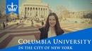 FINALLY Как поступить в Columbia University Кампус тур по Колумбийскому университету от выпускницы