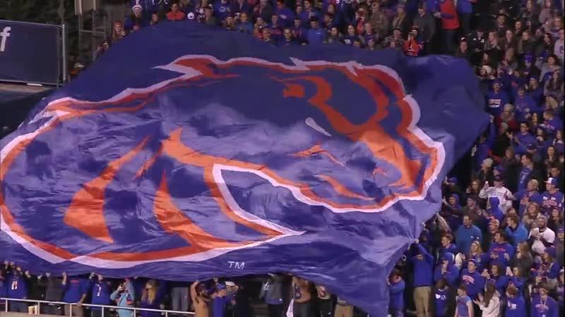 NCAAF 2018 / Week 10 / BYU Cougars - Boise State Broncos / EN