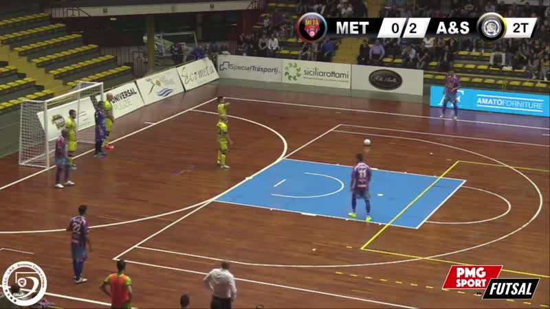 Italy League - Round 4 - Meta Catania 1x6 AcquaSapone Unigross