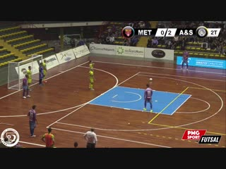 Italy League - Round 4 - Meta Catania 1x6 Acqua&Sapone Unigross