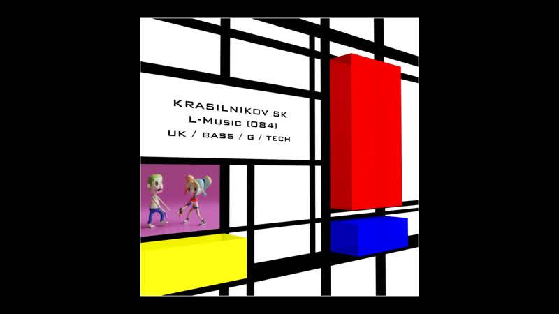 KRASILNIKOV SK - L-MUSIC [084] (Video Teaser) uk, bass, g, tech
