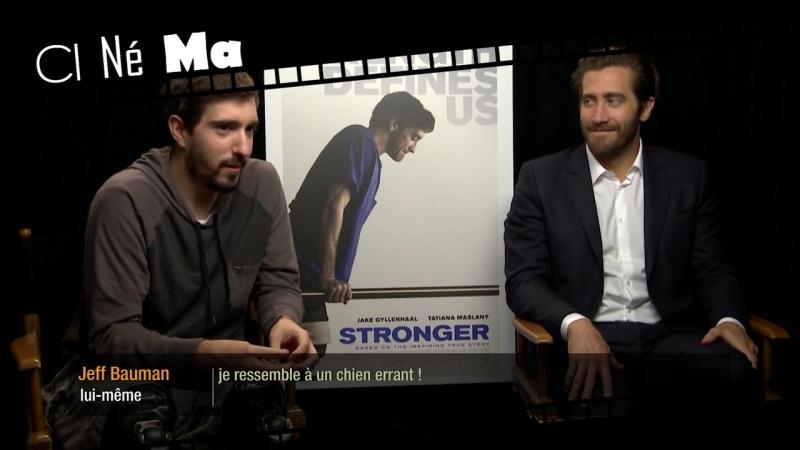 «Сильнее»: Интервью для CI Né Ma