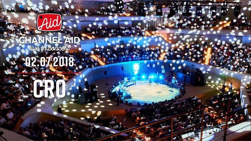 CRO - Rockstar (live aus der Elbphilharmonie Hamburg) CALIC2018