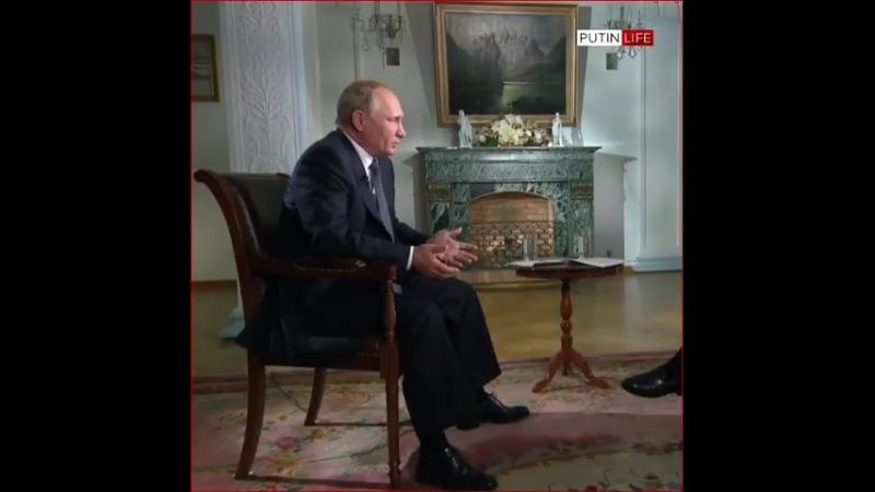 Сколько раз Уоллес перебил Путина даже считать не стали