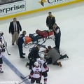 HD Daily Hockey Highlights on Instagram Burmistrov Got Killed