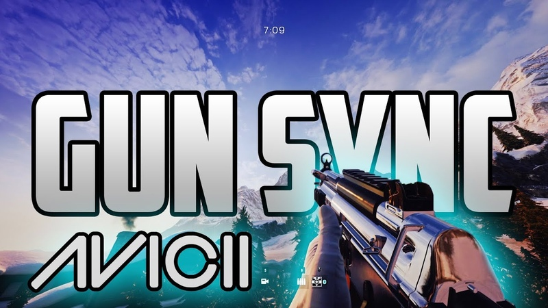 Rainbow Six: Siege Gun Sync | Avicii - Without You