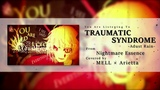 【Vocal Cover】TRAUMATIC SYNDROME - Adust Rain【MELL×Arietta】