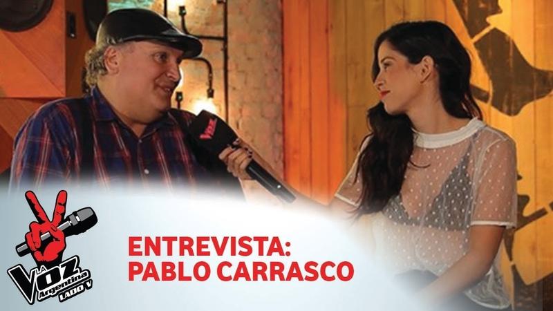 Pablo Carrasco, el hombre que emocionó a todos - La Voz Argentina 2018