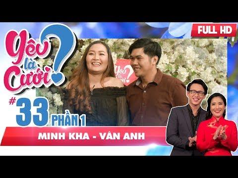 Cô gái vì ghen mà ĐẬP LUÔN ĐIỆN THOẠI | Minh Kha - Vân Anh | YLC 33 😨