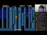 OmKol - Rohrleitung Gate (Mario 1 Hack) - Tool-Assisted Firstrun, part 1