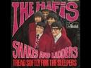 THE HIFIS - TREAD SOFTLY FOR THE SLEEPERS - U. K. UNDERGROUND 1967