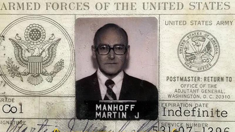 Шпион или художник Кто такой был Мартин Манхоф