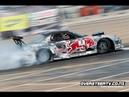Mad Mike, Red Bull 4-Rotor RX7 - D1NZ Round 3 Tauranga, 2012/13 Season