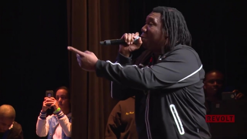 KRS-One|Honors Phife Dawg|Freestyle