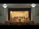 Академический хор Ad libitum ХНУ имени В Н Каразина Eric Witacre Lux Aurumque