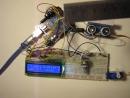 устройство автоматического открывания двери на Arduino