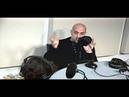 Захар Прилепин в берлинской студии Голоса России
