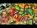 The Green Violinist - 'Do Worry Be Sad' video art-mix by Ed Unitsky