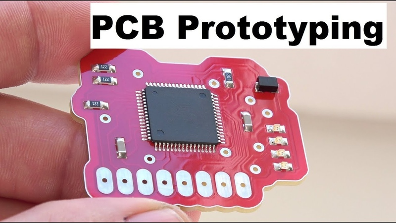 PCB making, PCB prototyping - UV solder mask STEP by STEP