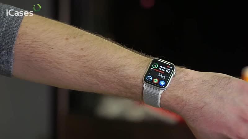 Поговорим за Apple Watch Series 4
