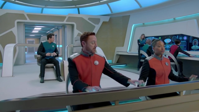 Сериал Орвилл / Orville (Comic-Con 2018) - Трейлер 2 сезона