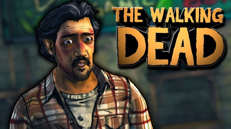 ПОЩЕЧИНА ОТ КИРКОРОВА — The Walking Dead: 2 сезон [ЭПИЗОД 3] 9