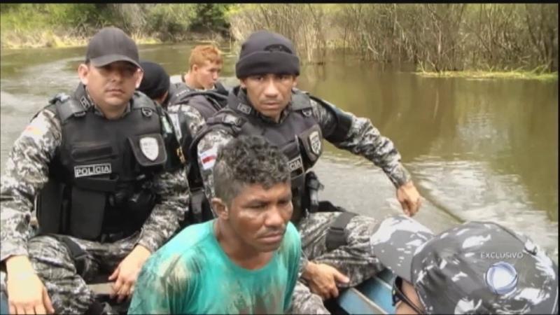 Série JR rio Solimões é palco de disputas entre traficantes e piratas por cocaína