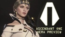 Ascendant One Hera Preview Close Up AI Training Room