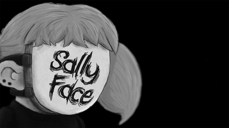САЛЛИ-КРОМСАЛИ ► Sally Face 1