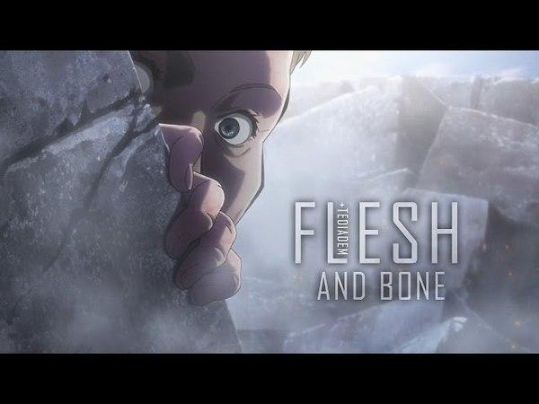Attack on Titan    Flesh and Bone [tediadem]