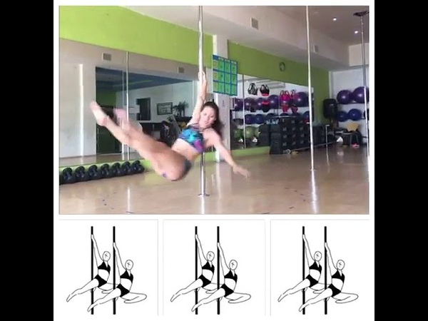 ST21. DOUBLE REVERSE GRAB BODY SPIRAL 0.7 by Andrea Alcocer Sánchez