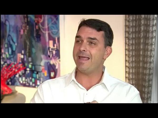 FLÁVIO BOLSONARO 20012019 Entrevista na Record - COMPLETA