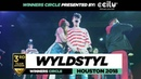 WyldStyl | 3rd Place Team Division | Winners Circle | World of Dance Houston 2018 | WODHTOWN18 | Danceprojectfo