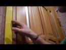 Установка дверей своими руками в ванной комнате