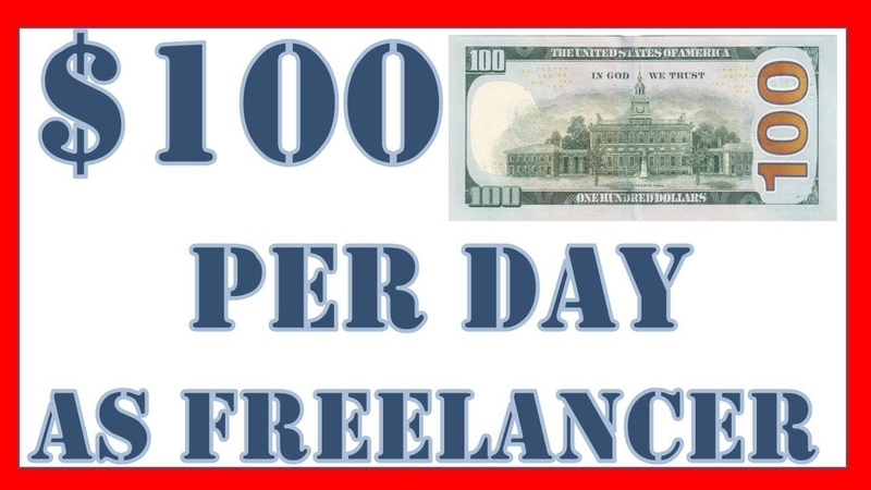 How to make $100 Per Day as a Freelancer with a Simple Trick 💰 How to make money online for free
