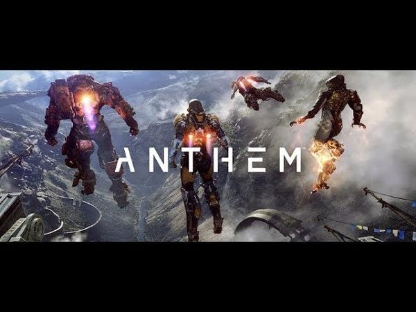Anthem BioWare показала трейлер компьютерной версии игры и подтвердила поддержку DLSS