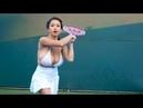 اذا كنت تحب كرة التنس لا تشاهد هذا الفيديو أنظروا ما حدث