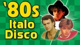 Italo Disco Hits Of 80s - Golden Eurodisco 80s Greatest hits - Top Disco Music Dance Songs all time