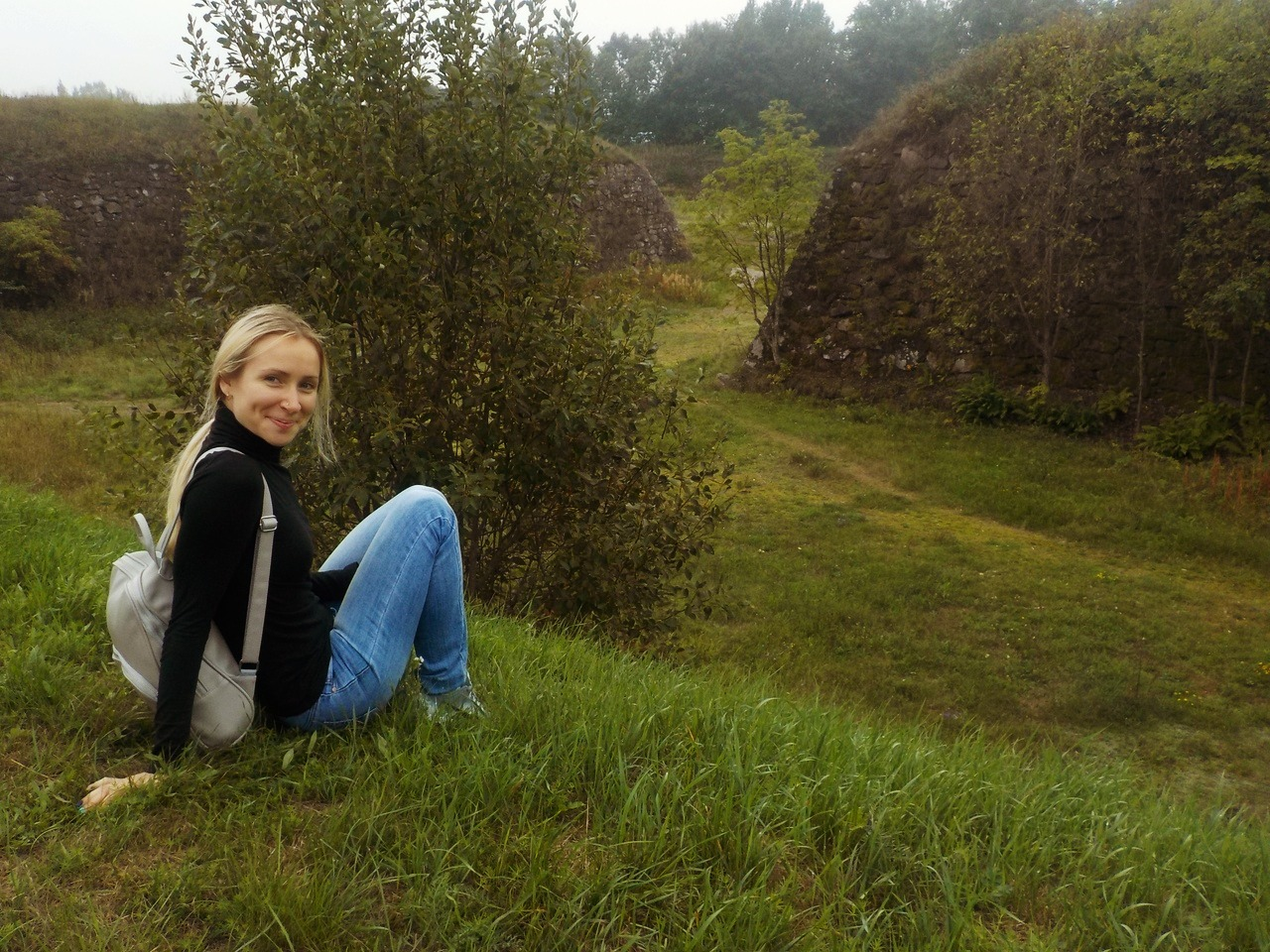 По крепостям возле Выборга. Поход 2 сентября. Аннинские укрепления