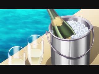 [AniDub] 08 серия - Наша горничная слишком надоедлива! / Uchi no Maid ga Uzasugiru!