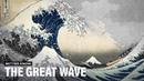 Большая волна Хокусая Японская гравюра и импрессионисты