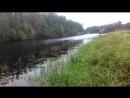 В Карелии, на рыбалке