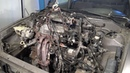How to remove a Toyota Camry 2.2 engine in a few minutes