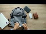 Рюкзак для ноутбука Школьный рюкзак Faust Larsen Обзор #8