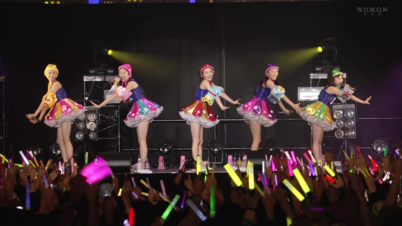 Momoiro Clover Z - LIVE at SUMMER SONIC 2012 (WOWOW LIVE)